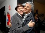 Gadú e Caetano Veloso