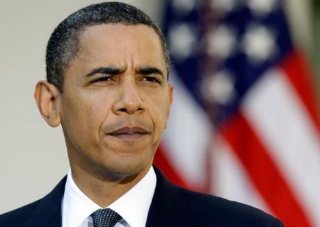Presidente dos EUA, laureado com o Nobel da Paz de 2009. (Fonte: Site G1 (Foto: AP))